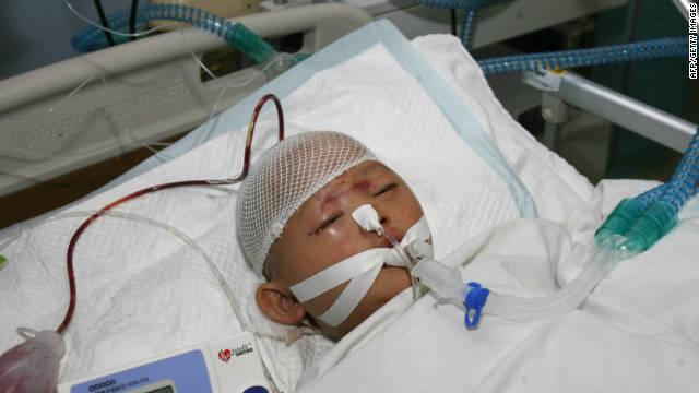 China acusa de homicidio a uno de los que atropelló a una niña