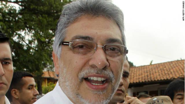 Los médicos confirman «la remisión completa» del cáncer de Fernando Lugo