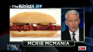 The RidicuList: McRib McMania