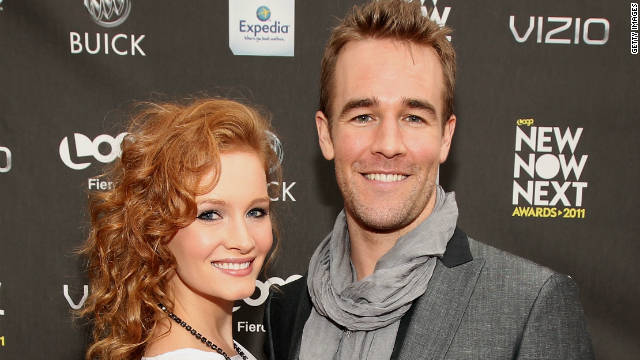 Baby on the way for Van Der Beek