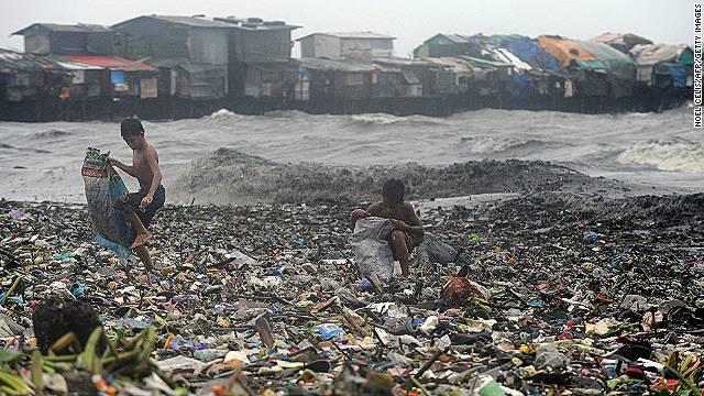El presidente de Filipinas declara estado de calamidad por daño causado por las lluvias