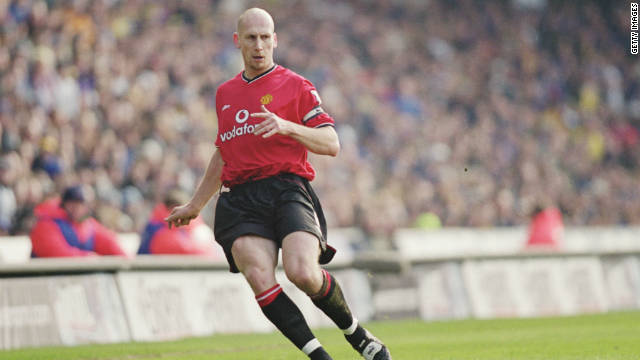Ferguson paid a club record $16.7 million for defender Jaap Stam, but after being exposed by Arsenal's Nicolas Anelka in the 1997 Charity Shield, the traditional curtain raiser to the English top flight season, the Dutchman was widely labelled a lumbering waste of space. Three league titles and a Treble later, Ferguson had them eating their words.