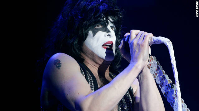 Doctors say Paul Stanley, who's been recording with KISS for nearly 40 years, will make a