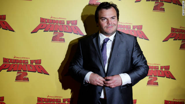 NBC lands Jack Black comedy series