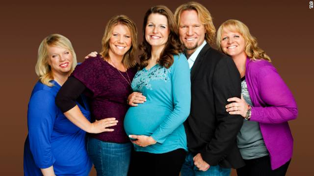 Judge strikes down part of Utah polygamy law in 'Sister Wives' case