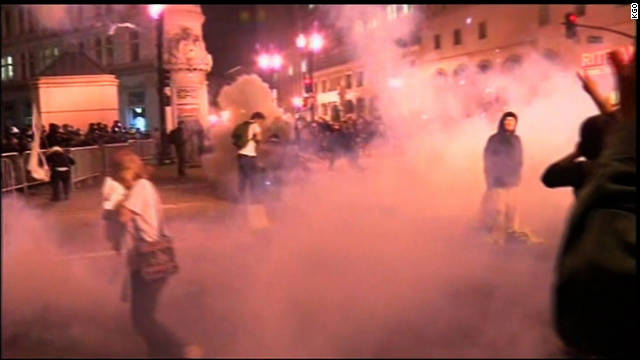 Need to Know News: Tear gas used on Occupy protests in Oakland; Bangkok airport shuts down amid floods