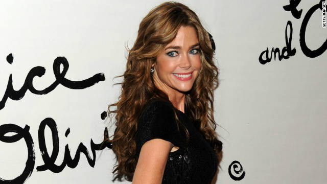 Denise Richards regrets breast augmentation