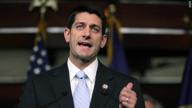 Congressman Paul Ryan, chairman of the House Budget Committee, became a target of the Reddit community last month. 