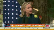 TIME looks at Hilary Clinton&#039;s &#039;smart power&#039;