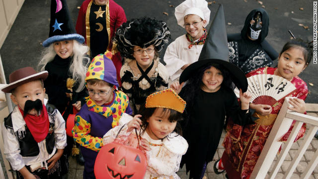 Avoid costumes that make your kids grow up too fast.