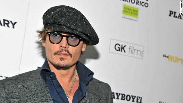 Depp pays Gervais back for Golden Globes jokes