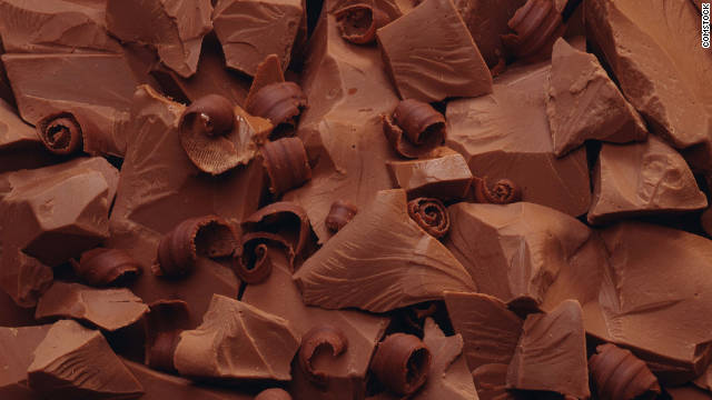 Who consumes the most chocolate?