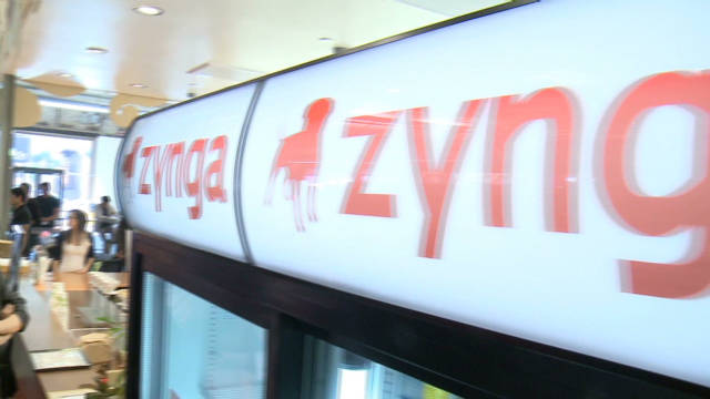 Zynga, maker of hit social games such as 