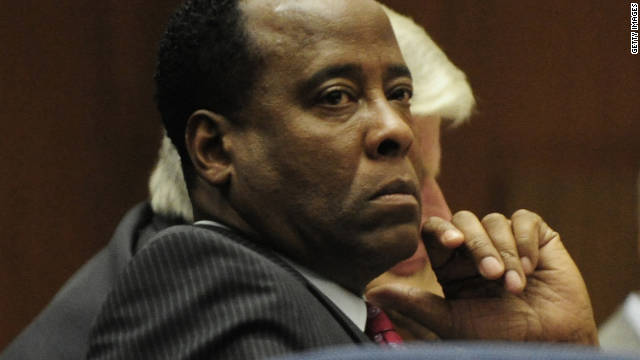 Conrad Murray asked an appeals court to let him out of jail while judges decide if they will overturn his conviction.