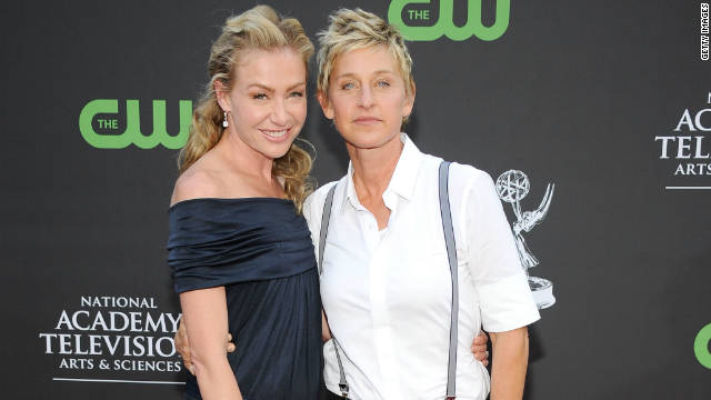 Ellen and Portia to open vegan restaurant