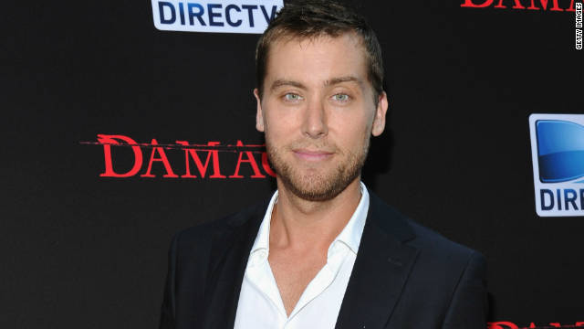 Lance Bass producing play about escorts