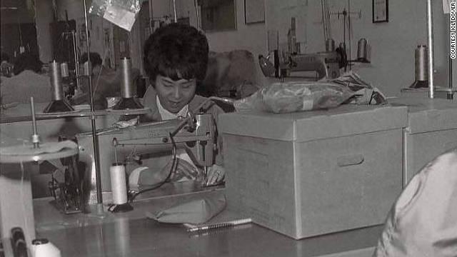 De coser sujetadores a confeccionar trajes espaciales para el Apollo 11