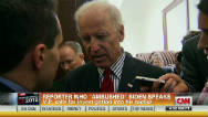 Reporter responds on Biden &#039;ambush&#039;
