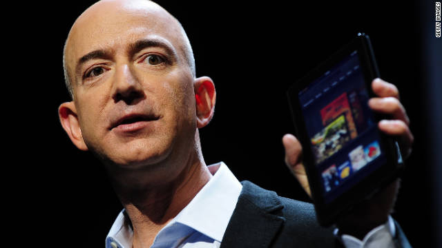 Jeff Bezos shares many similarities with the late Steve Jobs, making him the next most dominant figure in the technology industry.