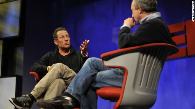 What every cancer patient wants, according to Lance Armstrong