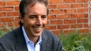 Dan Buettner is the author of \