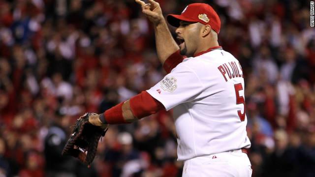 Los St. Louis Cardinals obligan a un séptimo partido en la Serie Mundial de béisbol