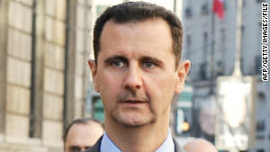 Bashar al-Assad: President defined by violence