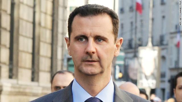 El presidente de Siria, Bachar al Asad condiciona las negociaciones de paz