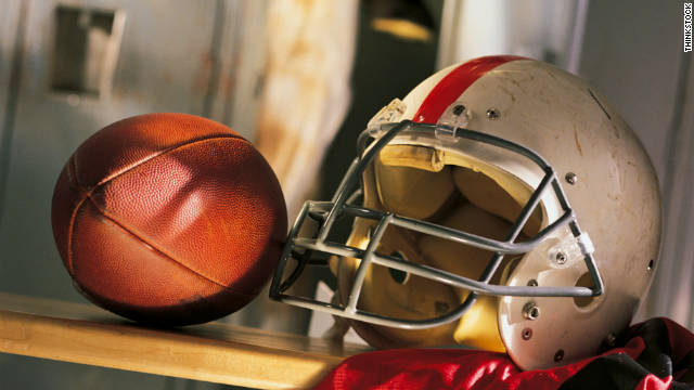 Your kids might be passing germs along with those winning touchdowns. Worst of all, Rotbart says, is that football and other sports helmets are a good way to spread lice.