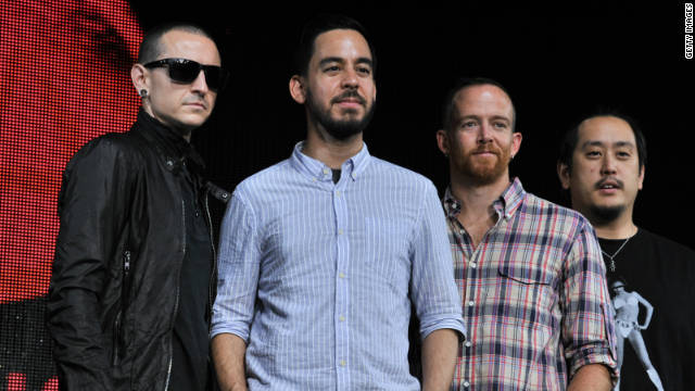Linkin Park gives back to kids affected by Japan tsunami