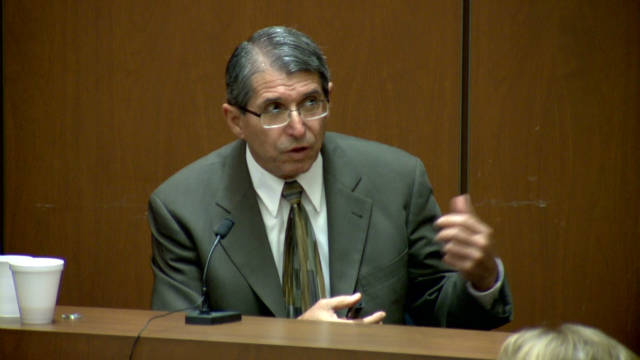 Dr. Paul White, an expert witness in the Conrad Murray trial, has 30 days to pay a $250 fine for contempt of court.