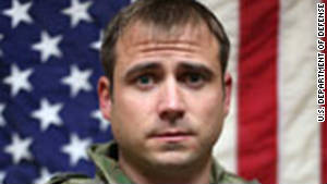 Sgt. 1st Class Kristoffer Domeij, 29, was killed in Afghanistan, along with two other soldiers, on Saturday.
