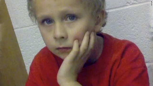 Eight-year-old Robert Wood Jr., was found Friday, five days after he vanished during a family hike in a Virginia park.