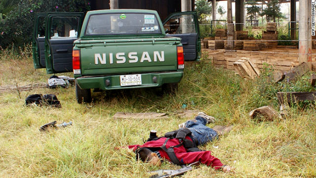 Al menos 14 muertos en tiroteos en Michoacán