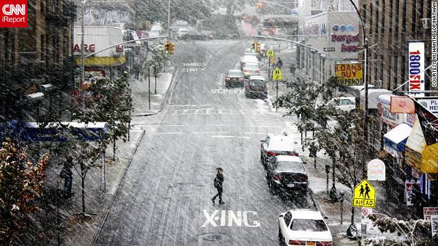 Tormenta de nieve deja 3 muertos y más de dos millones sin luz en EE.UU.