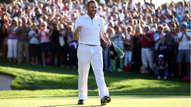 Sergio Garcia is back in the world's top 20 after two successive victories in his Spanish homeland.
