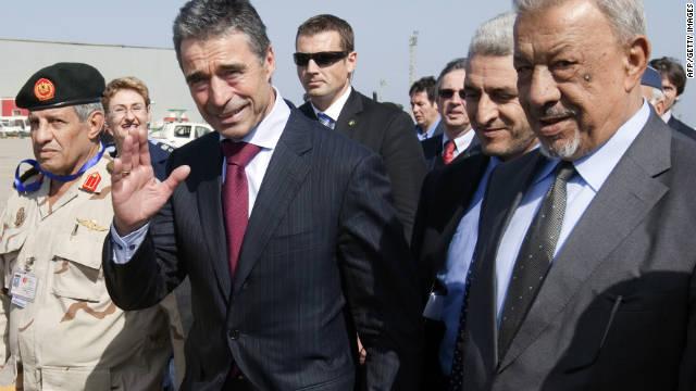 La OTAN da por concluida su misión en Libia tras la muerte de Gadhafi