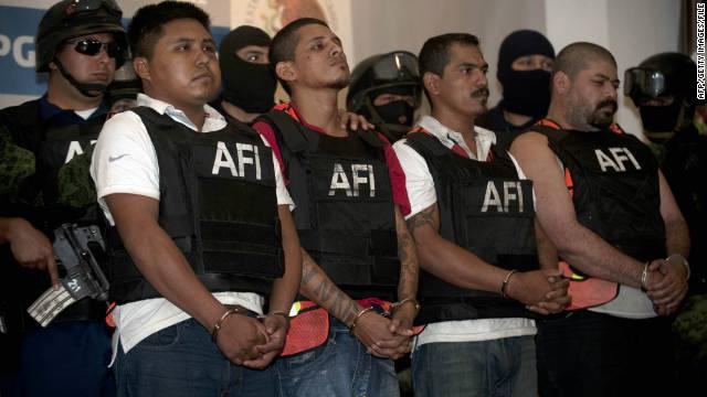 """Los Zetas, ¿el próximo objetivo de los hackers de """"Anonymous""""?"""