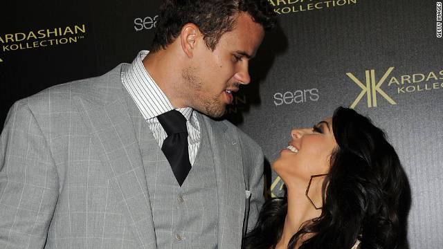 The wedding of Kris Humphries and Kim Kardashian was one of the year's most celebrated events, but it's headed for divorce.