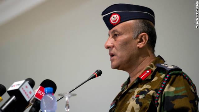 Hallan dos sitios con armas químicas en Libia