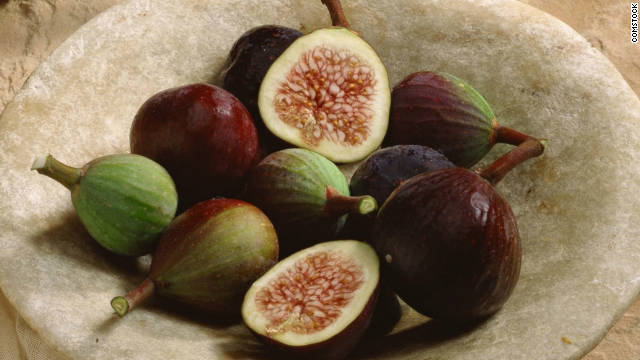 Breakfast buffet: National fig week