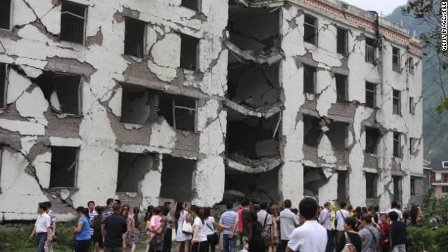 Dos sismos de mediana intensidad sacuden la región central y occidental de China