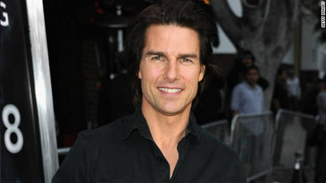 Tom Cruise signs on for sci-fi flick 'All You Need Is Kill'?