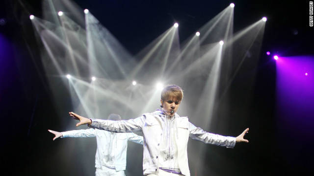 Justin Bieber sets YouTube record
