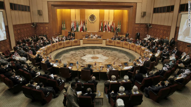 Syria agrees to end crackdown, Arab League says