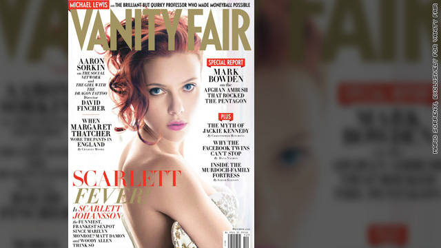 Scarlett Johansson: Nude pics were for Ryan