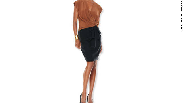 Knee-length skirts are the most universally flattering and are also extremely office-friendly.