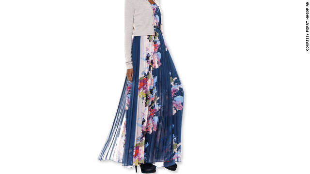 Maxi lengths are best on taller figures, but a full skirt shape will flatter even petite types.