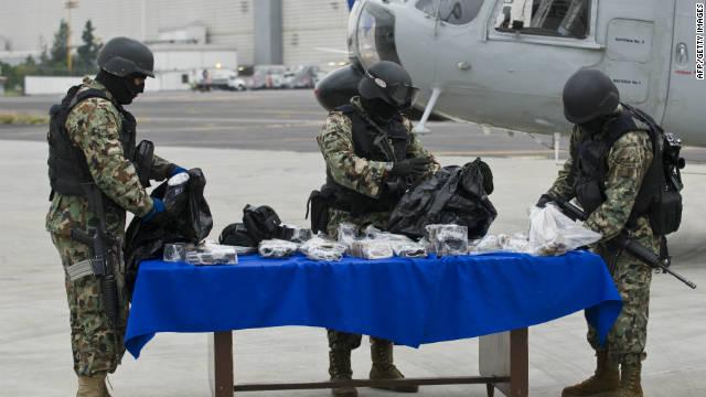 El 68% de las armas recuperadas en México provienen de Estados Unidos