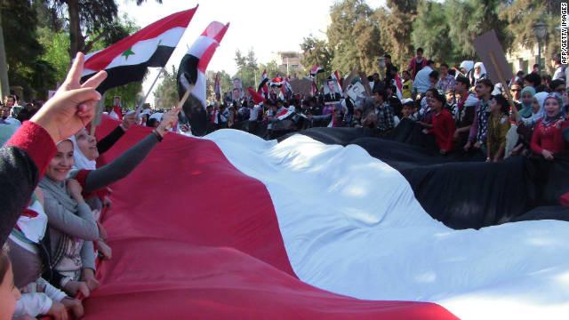 Siria y la Liga Árabe llegan a un acuerdo para acabar con los disturbios